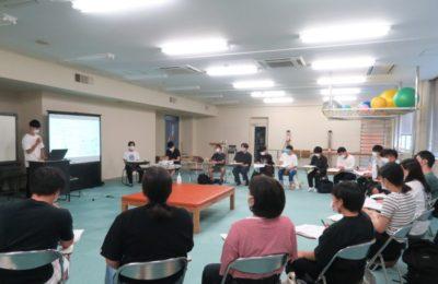 理学療法学科4年生が実習成果発表会を開きました!